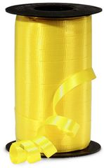 "Yellow Daffodil Curling Ribbon, 3/8""x 250 yards"