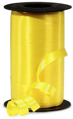 "Yellow Daffodil Curling Ribbon, 3/8""x 250 yards"