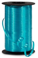 """Crimped Turquoise Blue Curling Ribbon, 3/16""""x 500 yards"""