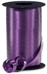 "Purple Curling Ribbon, 3/8""x 250 yards"