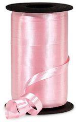 "Pink Curling Ribbon, 3/8""x 250 yards"