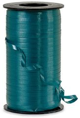 """Crimped Teal Curling Ribbon, 3/16""""x 500 yards"""