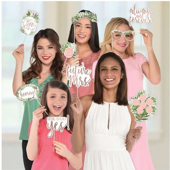 Love And Leaves Photo Props, 13ct