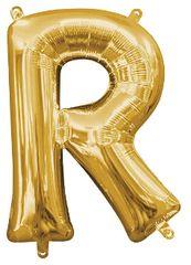 """13"""" Gold Letter R"""