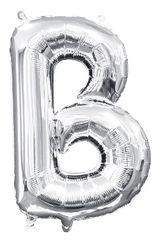 "13"" Silver Letter B"