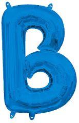 """13"""" Blue Letter B"""