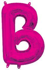 "13"" Pink Letter B"