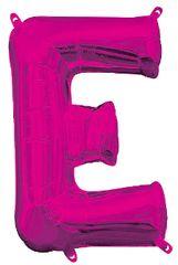 "13"" Pink Letter E"