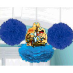 ©Disney Jake & the Never Land Pirates Fluffy Decorations