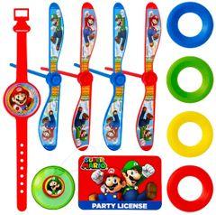 Super Mario Brothers™ Super Mega Mix Value Pack Favors