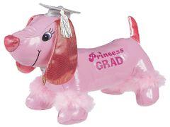 Pink Dog Autograph Plush