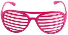 Pink Slot Glasses