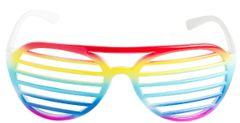Rainbow Slot Glasses