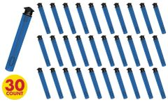Grad Bubble Wands - Blue, 30ct