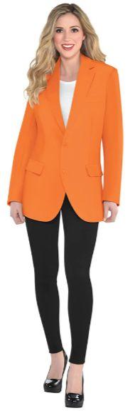 Adult Orange Jacket - M/L