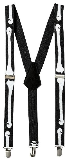 Black & Bone Suspenders