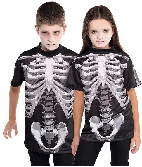 Black & Bone T-Shirt - Child Standard