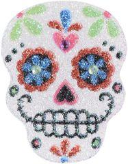 Day Of The Dead Sugar Skull Body Jewelry