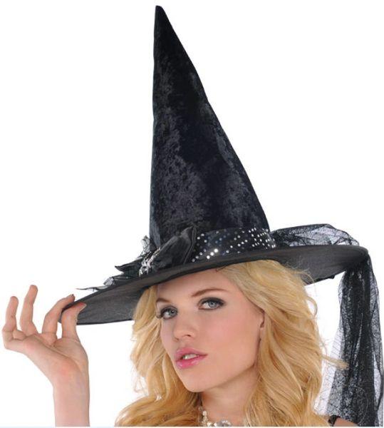 Fancy Witch Hat