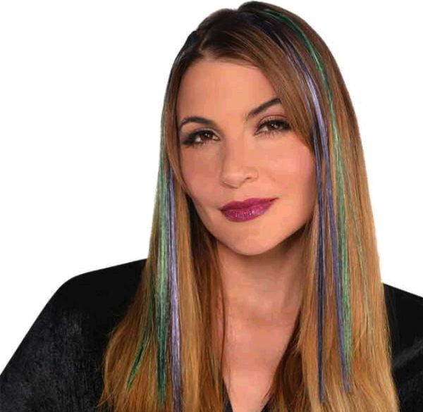"""Witchy Hair Extensions, 14 1/2"""" length"""
