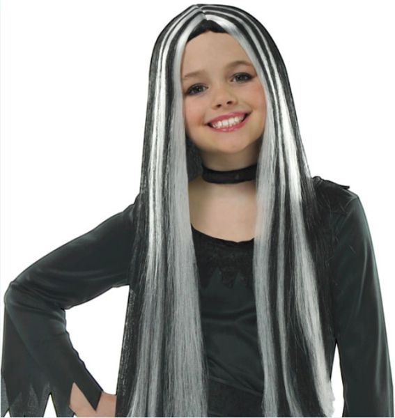 Old Witch Wig - Child