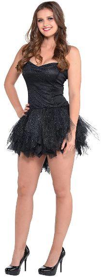 Adult Witch Petticoat Dress - Standard
