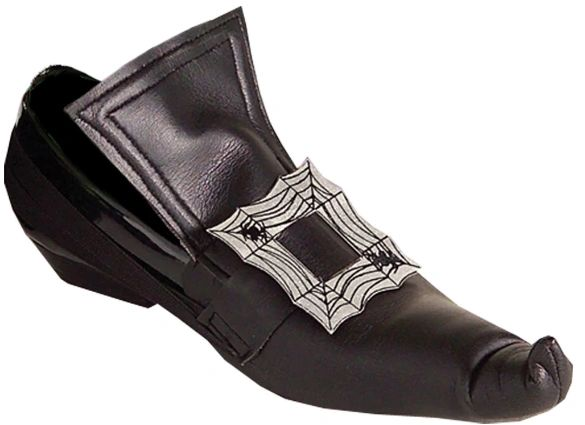 Witch Shoe Covers - Child