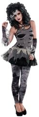 Zombie Petticoat Dress - Adult Standard