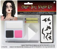 Creepy Doll Makeup Kit