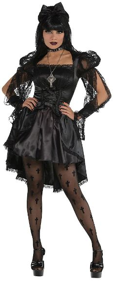 Gothic Dress - Adult Standard