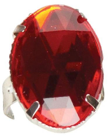 Vampire Red Ring