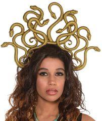 Adult Medusa Headband
