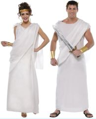 Gods or Godesses' Toga - Adult Standard
