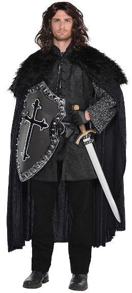 Renaissance Furry Cloak - Adult Standard