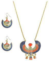 Godesses' Egyptian Jewelry Set