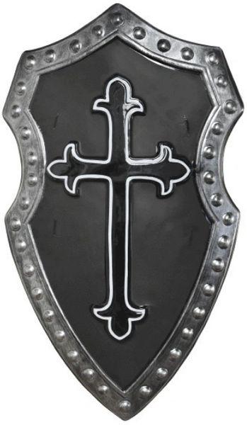Gods' Medieval Cross Shield