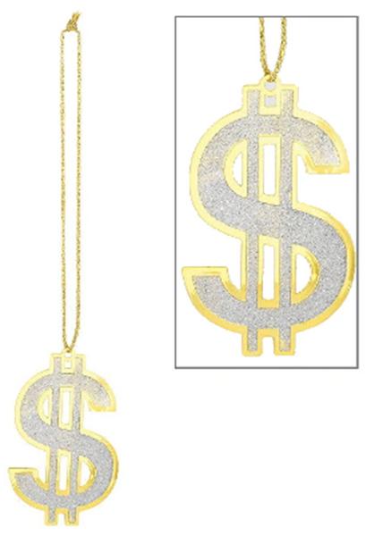 Old School Cash Money Necklace