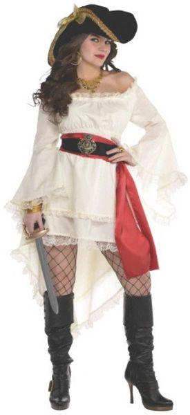 Pirate Dress - Adult Standard