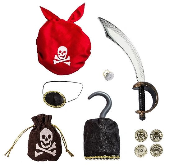 Pirate Accessory Kit - Child