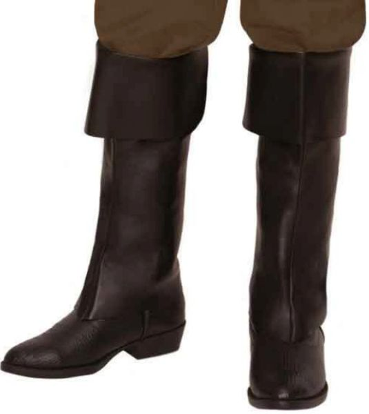 Pirate Classic Boot Toppers - Child