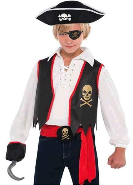 Pirate Accessory Kit - Childs