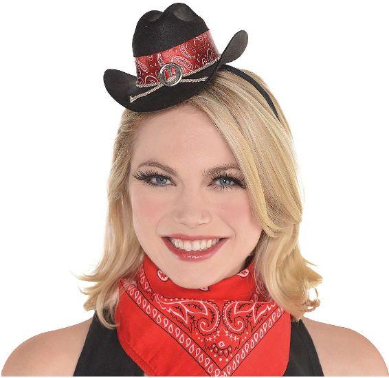 Mini Cowgirl Hat