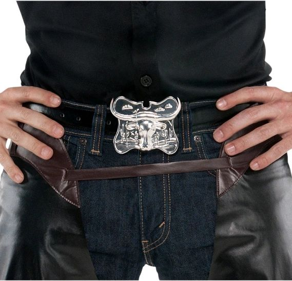Cowboy Belt Buckle - Standard