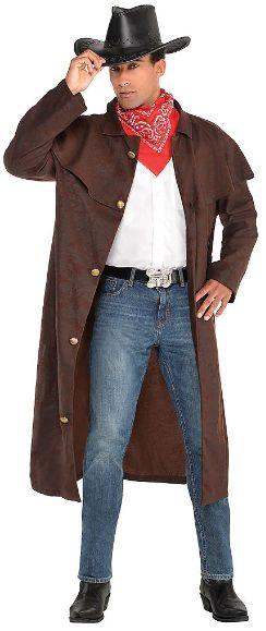 Cowboy Duster - Adult Standard