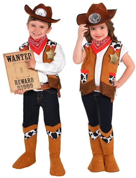 Western Set - Child Small (4-6)
