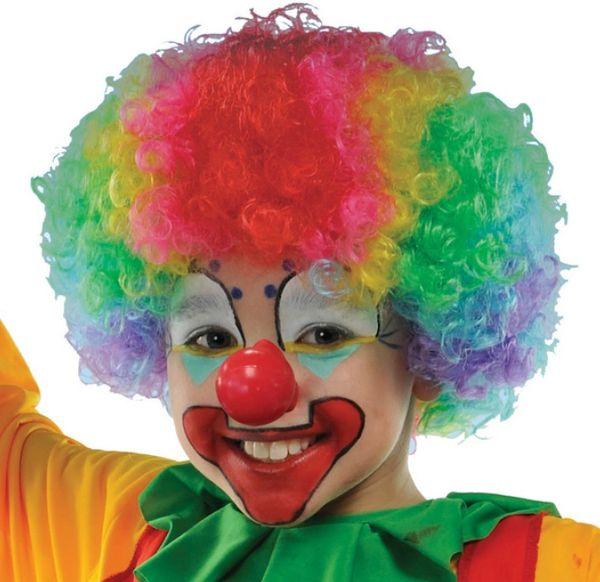 Clown Wig - Child