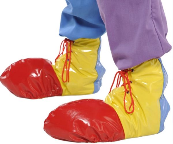 Clown Shoe Covers - Child