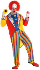Clown Suit - Adult Standard