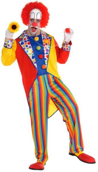 Clown Suit - Adult Standard