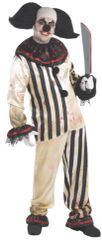 Bloody Clown Suit - Adult Standard & Plus Size